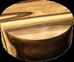 wood disc